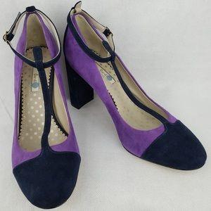Boden T-Strap 💜 Mary Jane Heel 💙